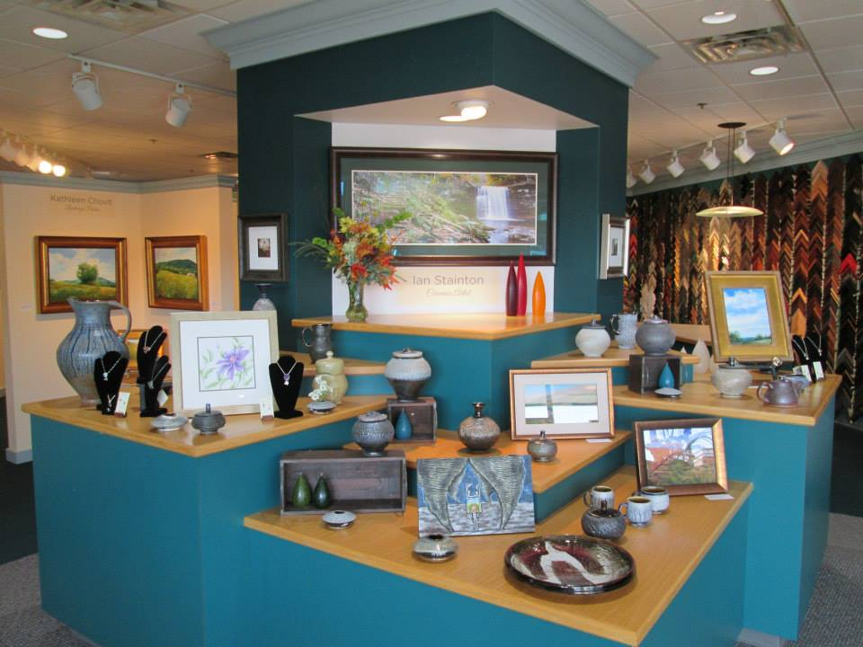 state college framing and gallery