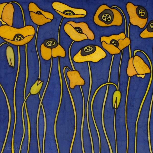 Sandi Garris Poppies